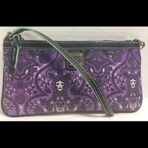 Disney haunted mansion Dooney and Bourke wristlet